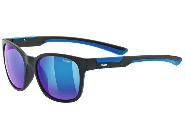 UVEX LGL 31 Pola Cykelbriller blå/sort
